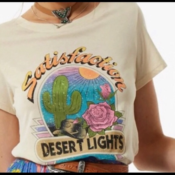 Spell & The Gypsy Collective Tops - Spell & the Gypsy desert lights top
